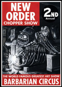 NEW ORDER CHOPPER SHOW 02