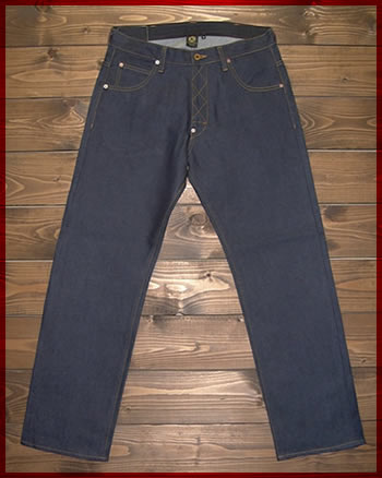 """KRAZY ROD【JEANS】""""THE EVIL LURKS 2"""" Front style"""