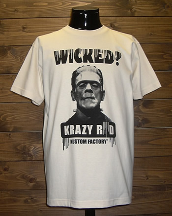 """【Tシャツ】""""WICKED?"""""""
