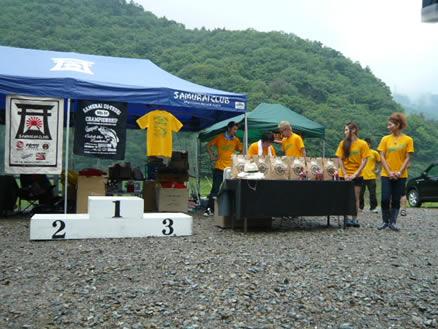 第一回サムライ魚釣選手権