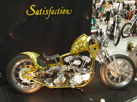 Builders Choice Champion ・ Satisfaction HD Knucklehead